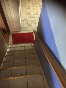 Basement & ROOM for rent- Niagara college