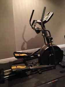 Live Strong Elliptical trainer