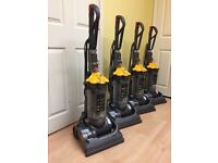 Dyson DC33 Multi Floor Upright Vacuum Cleaner with Tools