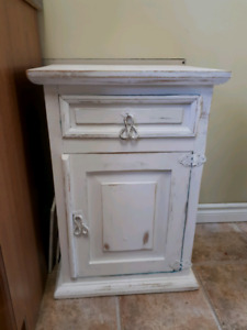 Two cabinets one price