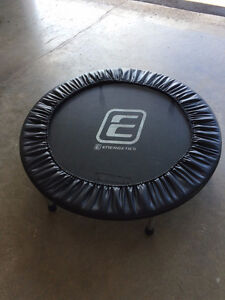 Personal training trampoline - Excellent condition