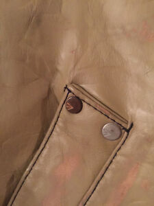 MUST SELL: BLAND NEW ENERGIE MENS LEATHER JACKET West Island Greater Montréal image 4