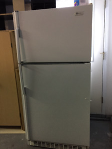 Refrigerator with Ice Maker