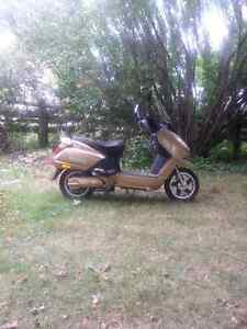 Emmo X Goldwing, lists $1499, on sale now for $999