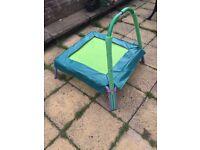 Kids small trampoline