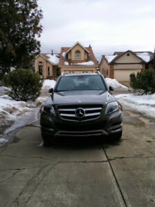 2015 Mercedes Benz GLK 250 BLUETEK Diesel Engine with low milage