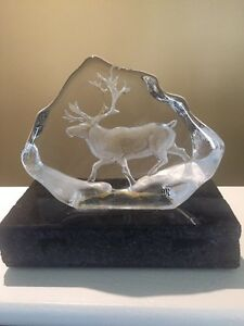Mats Jonasson Crystal Sculptures - Many Choices West Island Greater Montréal image 6