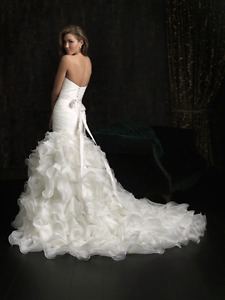 Wedding Dress- Allure
