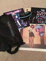 Taylor Swift 1989 Tour Souvenirs