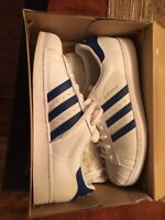 Adidas Superstars Size 12
