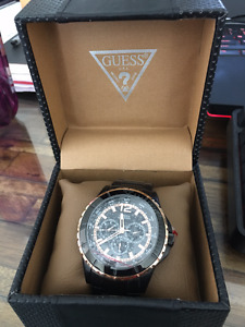Brand new Guess 2-tone men's watch
