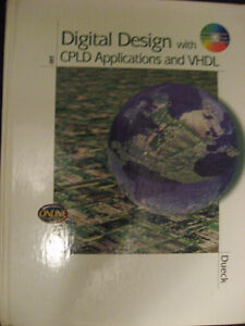 Digital Design with CPLD Applications And VHAL - Robert Dueck