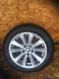 BMW 5 SERIES F10 OR F11 SE ALLOY WHEEL