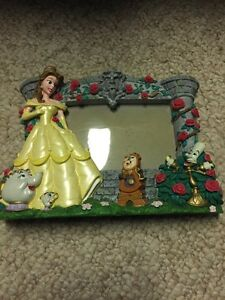 Beauty and the Beast picture frame  Disney