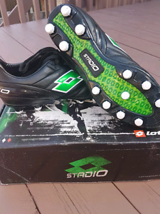 Brand new soccer outdoor cleats for sale.