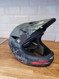Giro full face helmet