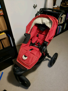 Baby Jogger Stroller and Chico Car Seat for Sale