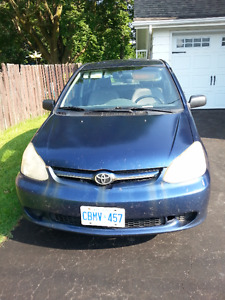 2004 Toyota Echo AS IS FOR PARTS