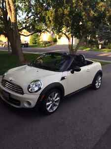 FALL SPECIAL -- 2013 MINI Cooper Roadster Convertible