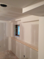 Crackfill, Drywall and Painting
