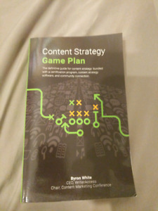 Content Strategy Game Plan