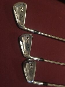 LH callaway RAZR forged irons 4-pw