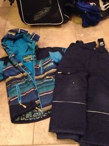 Boy snow suit size 4