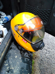 Advanced tech bvs 2 motorcycle/snowmobile helmet helmet!!!