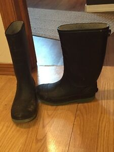 Rubber boots -size 1