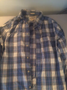 10 Quality Dress Shirts: Abercrombie & Fitch, Hollister, Hurley