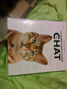 Livres chat