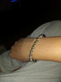 9ct Belcher Bracelet