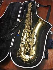 Con Selmer TS710 Tenor Sax - fantastic used condition Ferny Hills Brisbane North West Preview
