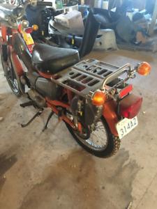 HONDA CT90 MOTOR BIKE-YEAR 1973