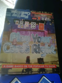 Play Your Cards Right Board Game