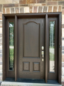 Masonite Fiberglass Door 36 x 80