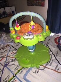 Frog seat