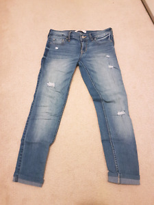 Hollister size 1 jeans