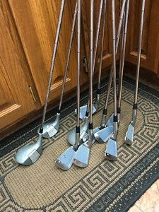 Beginner/occasional golfer - right handed golf clubs
