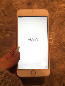 Rose Gold iPhone 6s Plus - 16gb London Ontario image 1
