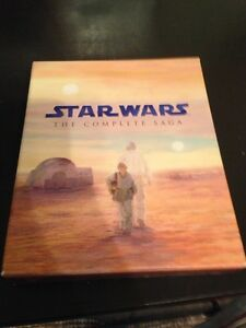 *Star Wars collection movies* $65 obo. complete set