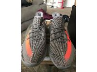 Yeezys 350 Boost V2 Beluga Mens Size 9 Brand New, DeadStock legit with receipt