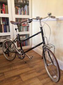 Bobbin Metric Unisex Bicycle