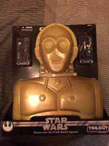 Star Wars - Collectable toys new in package.
