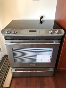 Frigidaire Professional Electric Range 30""
