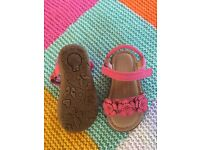 NEXT SIZE 5 AS NEW SANDALS