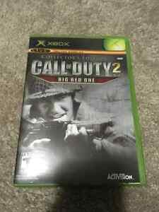 Call of Duty 2: Big Red One (Collector's Edition) - xBox