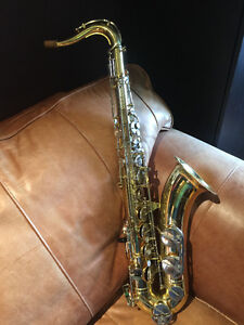YTS-23 Yamaha Tenor Sax and Case - Recently Serviced by Steve's