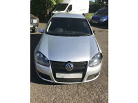 2007 Volkswagen Golf 2.0 TDI GTI 140 DIESEL GT 5DR ( HPI CLEAR ) BODY DAMAGE