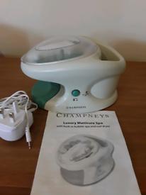 Champneys Luxury manicure spa